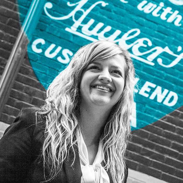 Heather Peaytt, Account Executive