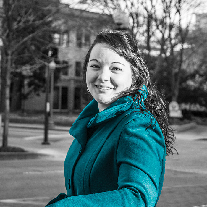 Melanie George, Account Executive