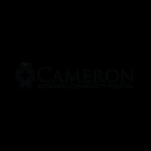 Cameron Memorial Community Hospital Logo