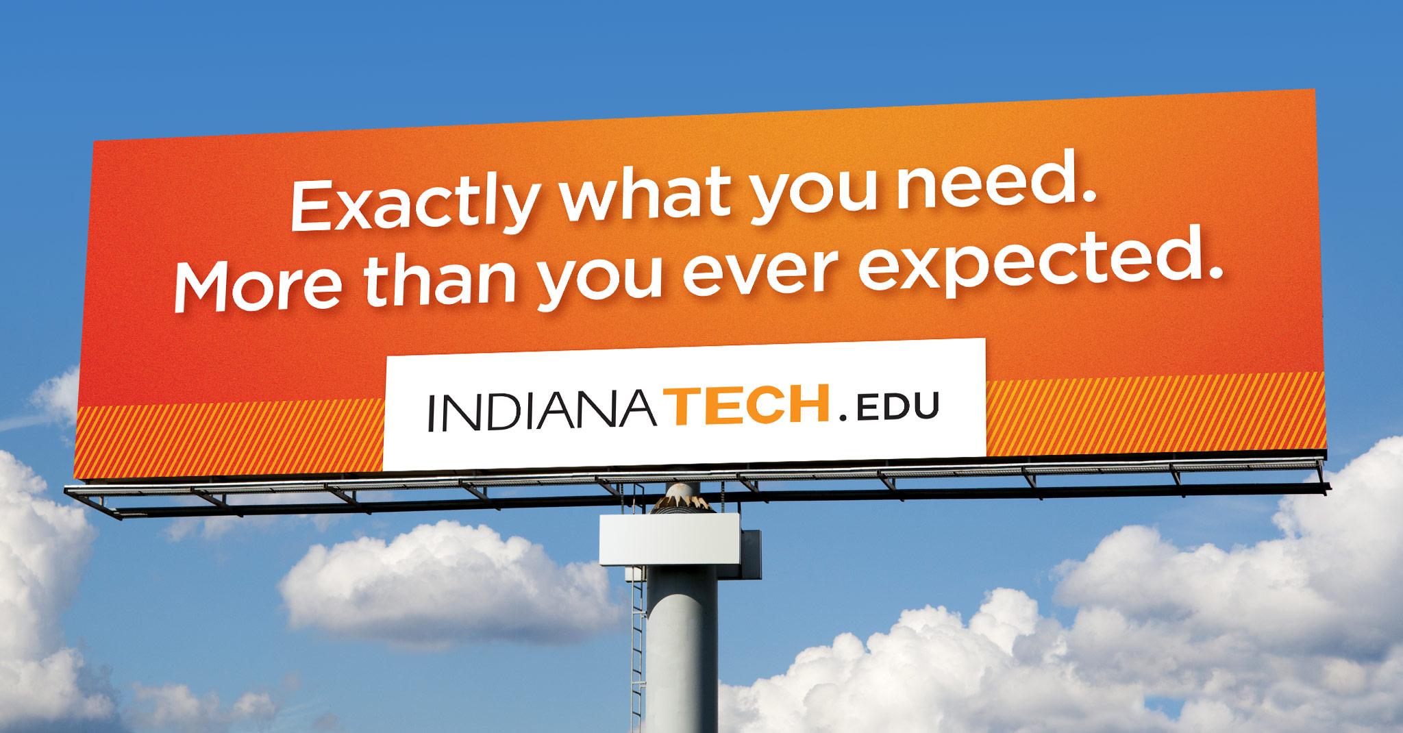 Indiana Tech: Outdoor
