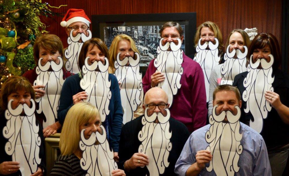 Asher Agency Beards4Bucks social media photo