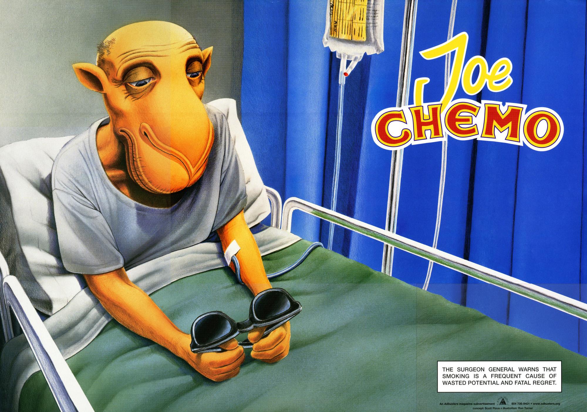 "Scott Plous, a Wesleyan University psychology professor: ""Joe Chemo"""