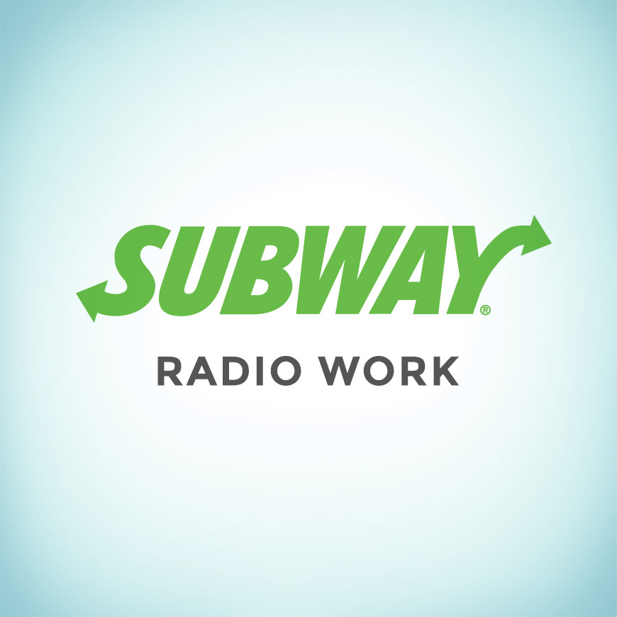 Subway, Radio Work