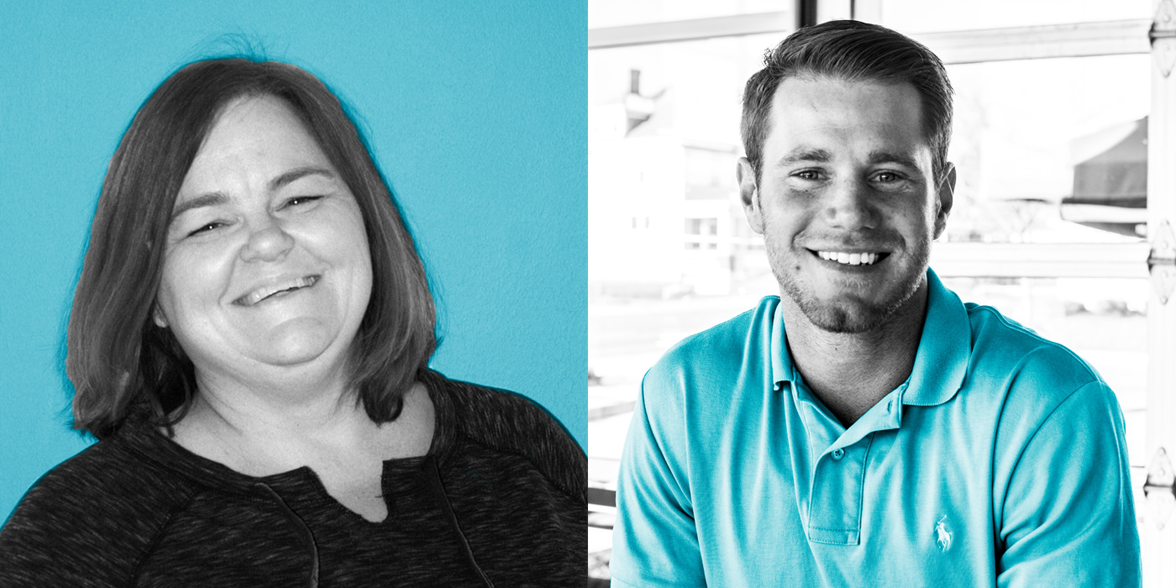 Andrea Pettersen and Ryan Phipps join Asher Agency team