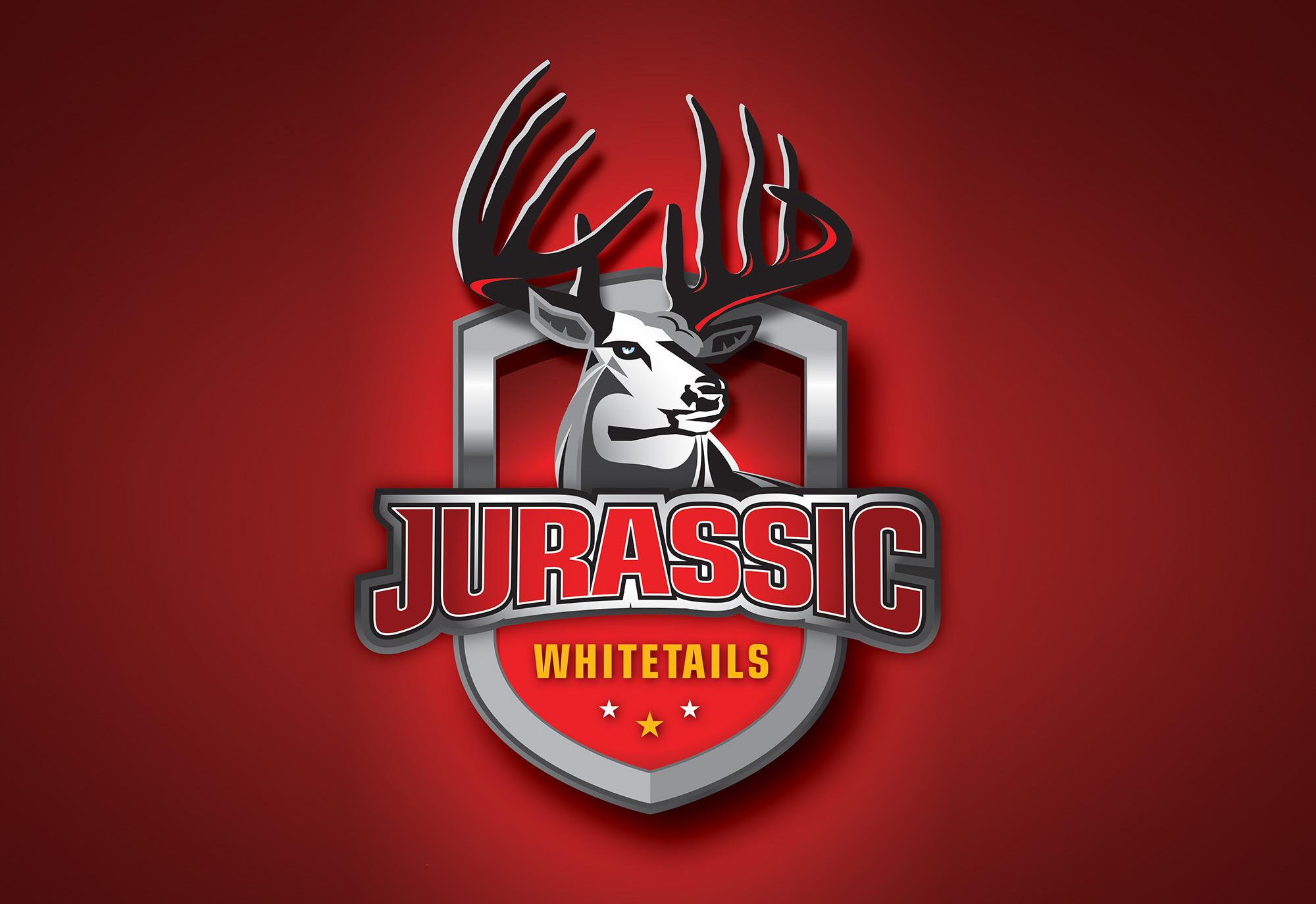 Jurassic Whitetails logo