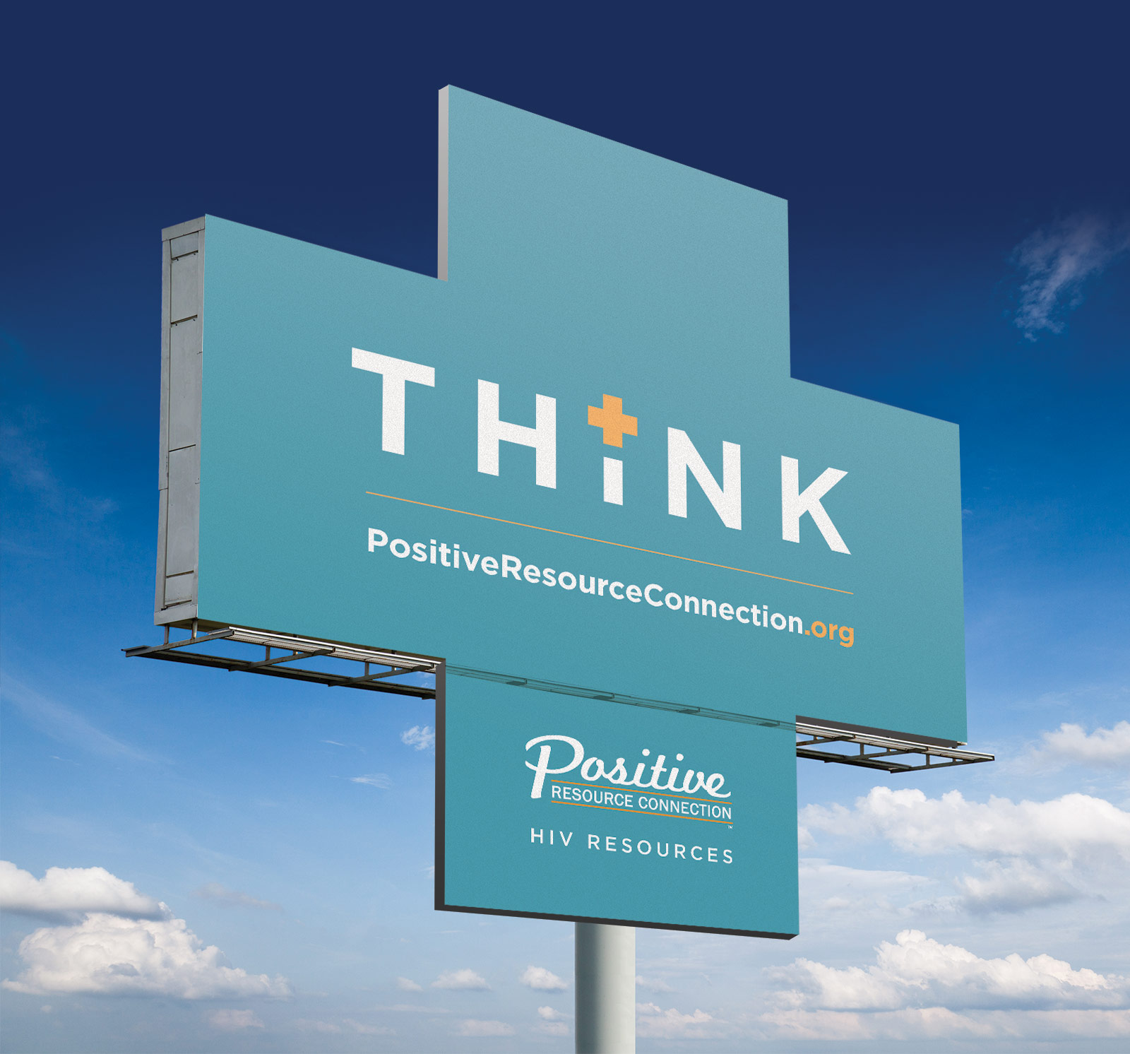 Positive Resource Connection: Think Positive outdoor