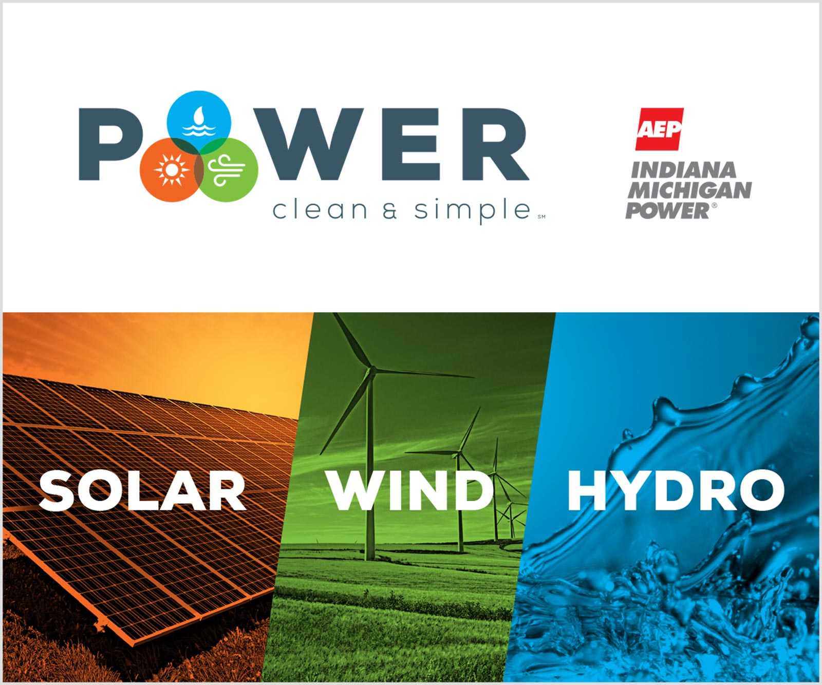 AEP Indiana Michigan Power, Digital Ad