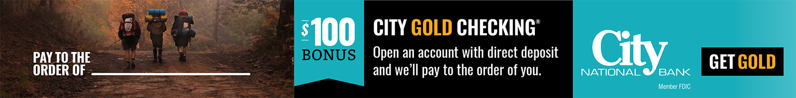 City National Bank, Pay to the Order Of Digital Ad