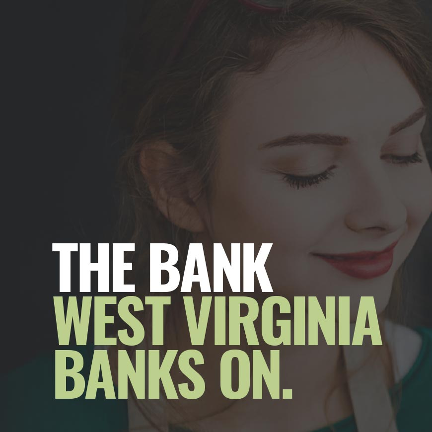 City National Bank, The Bank West Virginia Banks On