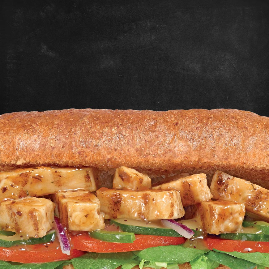 Subway, Sweet Onion Chicken Teriyaki Sandwich